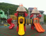 幼儿园户外木质大型组合滑梯宝贝玩耍益智木制拓展设备