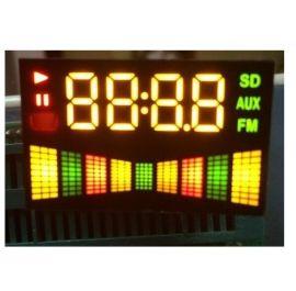 LED数码管彩屏 深圳音箱数码管 厂家订制数码显示屏