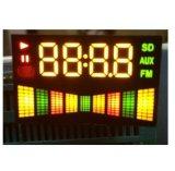 LED數碼管彩屏 深圳音箱數碼管 廠家訂製數碼顯示屏