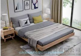 实木家具组合--卧室家具