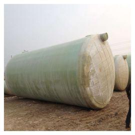 农村组合玻璃钢化粪池安装方便