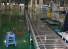 可乐饮料输送链板线22米长厂家直销
