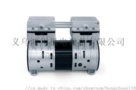 750W小型便捷式静音无油空气压缩机