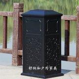 上海户外垃圾桶厂家供应ZL优质铸铝垃圾桶