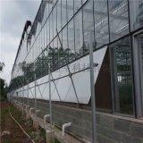 智能玻璃温室 花卉温室 大型玻璃温室 温室承建