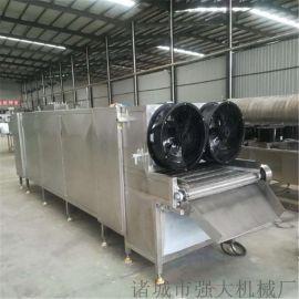 豆干多层烘干机 带式连续式烘干流水线