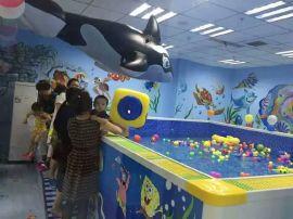 婴儿游泳池/婴儿亚克力游泳池