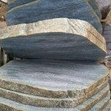 廠家直銷 鵝卵石切片 鵝卵石機切面 鋪地片石