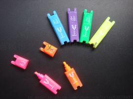 卡通形状,小兔子迷你,儿童用笔,荧光笔 F-903