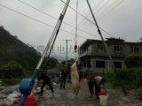 厂家电力扒杆三角架立杆器立杆机10-15米
