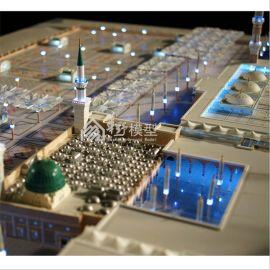 **建筑模型沙盘**寺庙沙盘模型古建筑展示沙盘模型