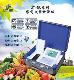 食品甲醛含量检测仪