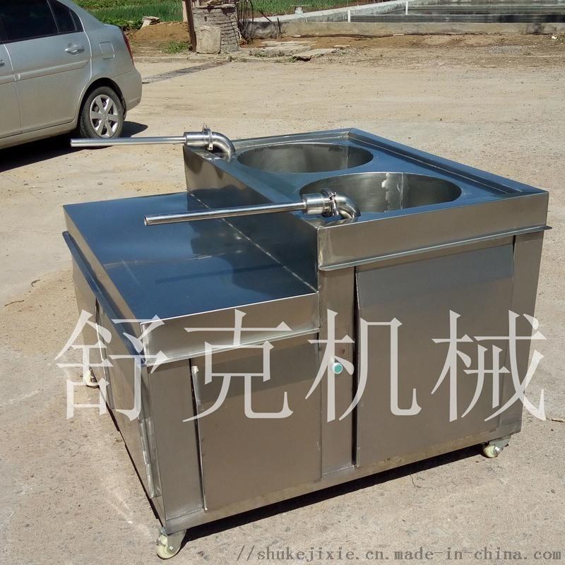 做肉塊腸機器 全不鏽鋼灌香腸的機器