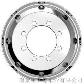 重庆锻造卡车铝合金车轮1139