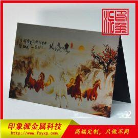 供应304八骏图花纹不锈钢板 喷涂不锈钢彩色板