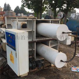 高价求购二手厢式压滤机 污水处理厂二手程控压滤机