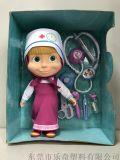 搪膠 毛絨娃娃醫生
