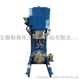 钩子双行星搅拌机用于比重大固含量高的物料混合搅拌