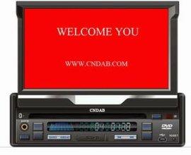 单锭车载DVD、GPS(带蓝牙、电视) (CNDAB0630)