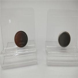 厂家定制 电纽扣电池LIR2025 手表灯具充电电池 带焊脚3.6V电池