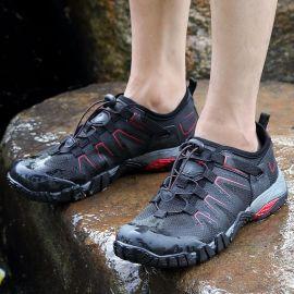 户外登山溯溪鞋防滑夏季透气爆款水陆两栖男鞋轻便涉水鞋速干