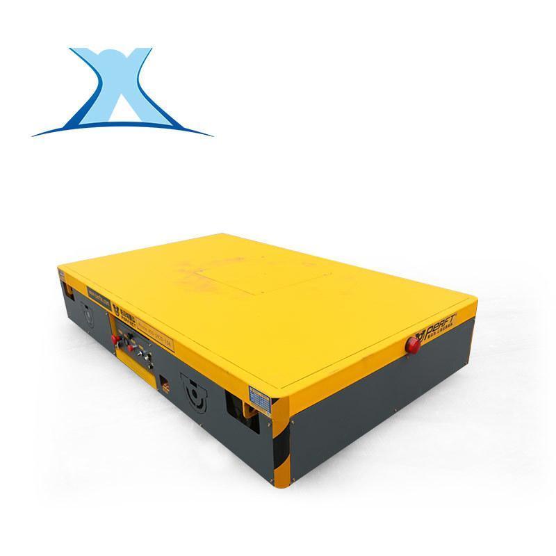 無軌平車蓄電池無軌道遙控電動平車銅板運輸無軌過跨車