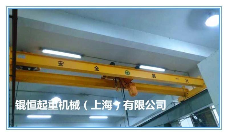 歐式電動單樑起重機