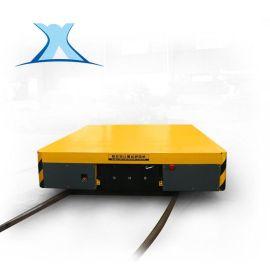 蓄电池轨道电动平车丝杠同步升降轨道式搬运车