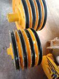 優質鑄鋼材質5噸定滑輪組 龍門起重滑輪組 質保一年