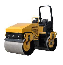 路得威4.2吨双轮振动柴油发动机驾驶压路机 中小型压路机厂家 振动压路机