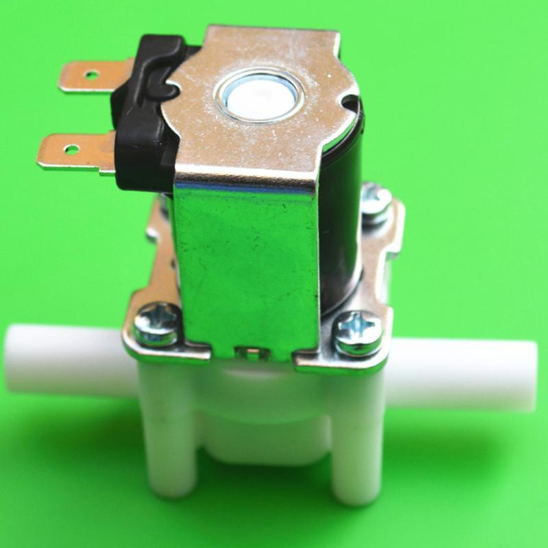 三分快插杆外径9.5mm内径6.5mm无压放水电磁阀