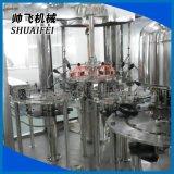 飲料機械 灌裝機械  三合一灌裝機設備 純水設備 全自動液體灌裝