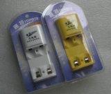 鹼性幹電池充電器