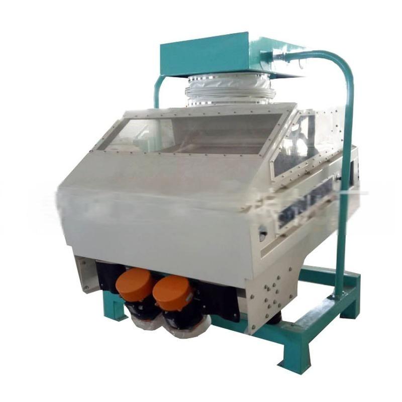 永豐糧機廠 加工定製MTS120蕎麥雙層重力去石機