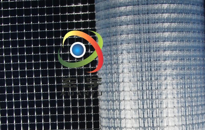 1*1cm方格PVC透明網格布 複合面料