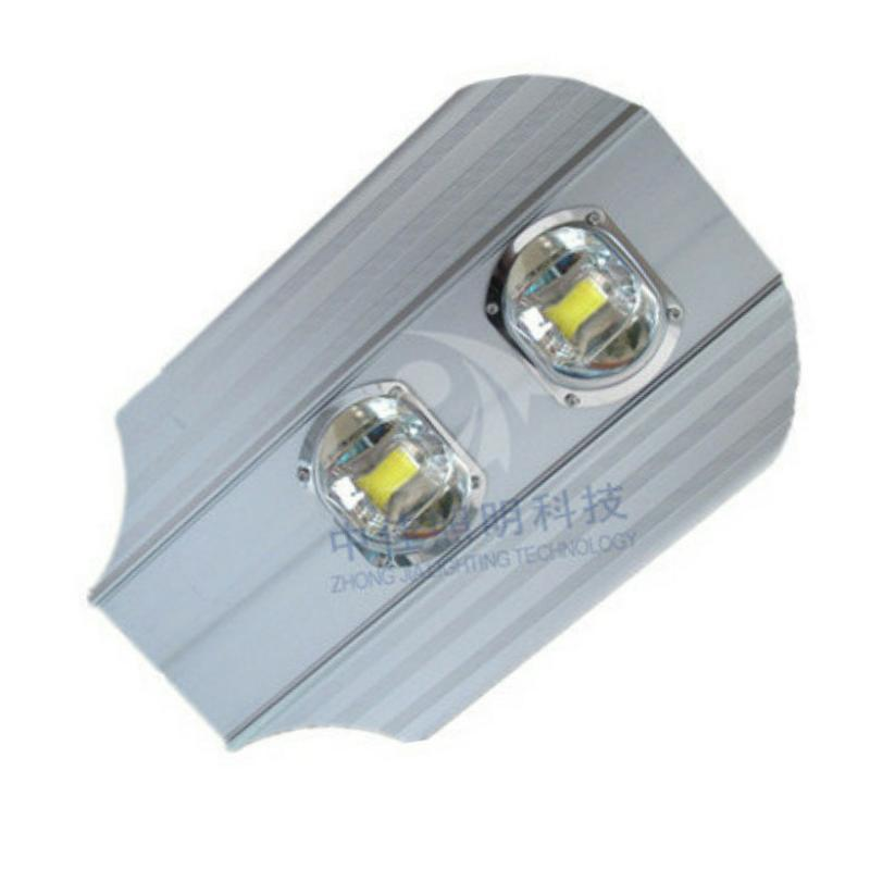 led摸組路燈外殼套件 50W100W庭院路燈頭