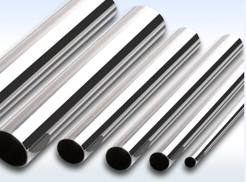 镜面304不锈钢管 展示架专用不锈钢方管