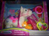 儿童玩具马