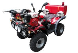 林海牌全地形车消防ATV400-消防定点产品