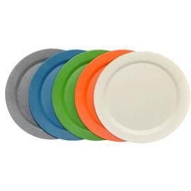食品级不易掉色竹纤维圆盘