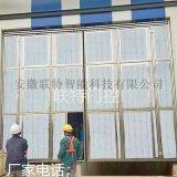 廠房不鏽鋼大門 折疊不鏽鋼大門 電動不鏽鋼大門