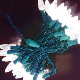 LED灯串C3圣诞灯串霓虹灯装饰灯草莓花壳