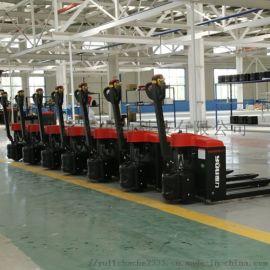 全电动步行式搬运车 物流搬运设备 仓储托盘车