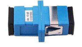 SC法兰式光纤衰减器 SC光衰  固定式衰减器