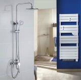 吉科卫浴淋浴花洒套装冷热水混水阀喷头莲......