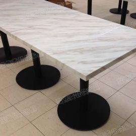 餐桌,茶餐厅餐桌,富美家防火板餐台 ,厂家定做餐台