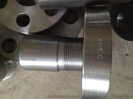凯于质 诺至诚 直供SH HG标准螺纹法兰短管 阀门丝扣法兰短管