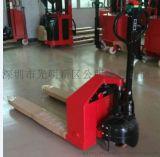 鸿福步行式半电动搬运叉车HF-H1501