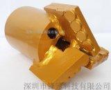 金刚石复合片不取芯钻头
