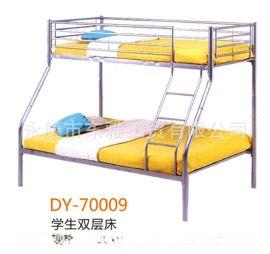 厂家直销实木松木儿童床上下床高低床 学生双层床 公寓床